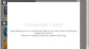 iOS8.3脱獄に暗雲か!?iOS8.3ではサードパーティ製のファイル管理アプリが接続不可能に